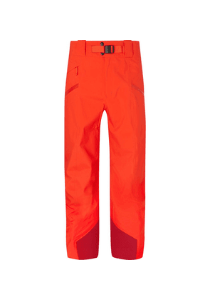 Arc'teryx - Sabre Shell-trimmed Gore-tex Trousers - Orange