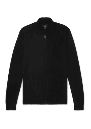 Dunhill - Cashmere Zip-up Cardigan - Black
