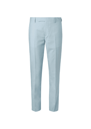 Paul Smith - Light-blue Soho Slim-fit Wool And Mohair-blend Suit Trousers - Light blue
