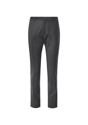 Paul Smith - Grey Slim-fit Wool And Cashmere-blend Suit Trousers - Gray
