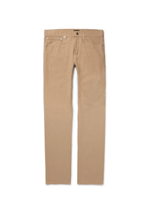 Dunhill - Slim-fit Denim Jeans - Camel