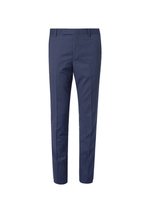 Paul Smith - Navy Soho Slim-fit Puppytooth Wool Suit Trousers - Navy