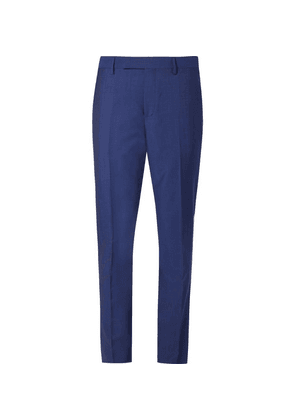 Paul Smith - Navy Soho Slim-fit Wool And Mohair-blend Suit Trousers - Navy