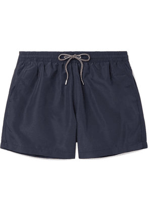 Paul Smith - Mid-length Swim Shorts - Navy