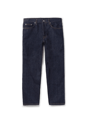 Albam - Tapered Selvedge Denim Jeans - Indigo