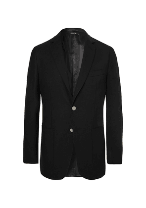 Dunhill - Black Wool Blazer - Black