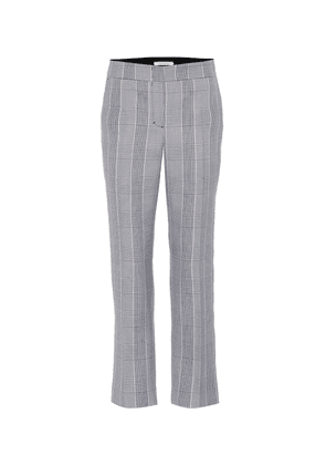 Sophisticated Punk checked pants