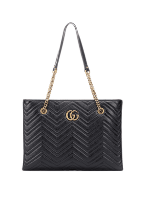 GG Marmont Medium leather tote