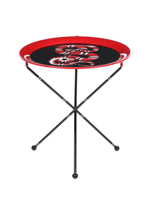 Kingsnake metal folding table