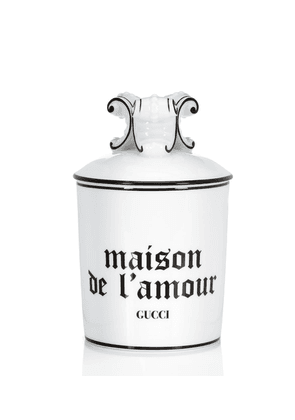 Freesia Maison De L'Amour candle