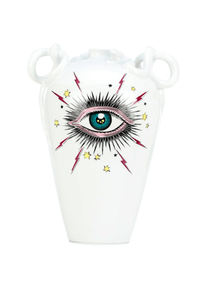 Star Eye porcelain vase