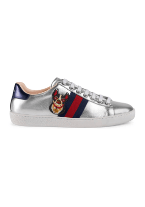 a223eaf828dc Gucci Women s Ace GG terry cloth sneaker - Blue.  586. Women s Ace  embroidered sneaker