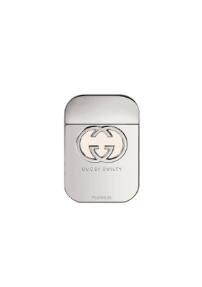 Gucci Guilty Platinum 75ml eau de toilette