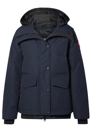 Canada Goose - Deep Cove Quilted Shell Down Jacket - Blue