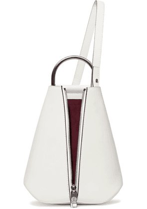 Proenza Schouler - Leather Backpack - White