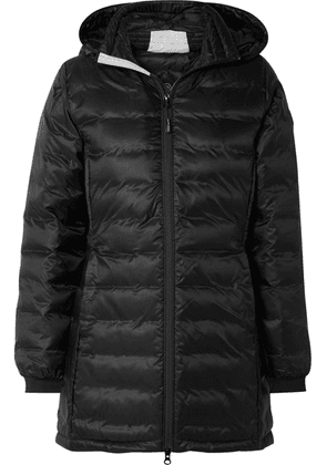 Canada Goose - Camp Hooded Quilted Shell Down Jacket - Black