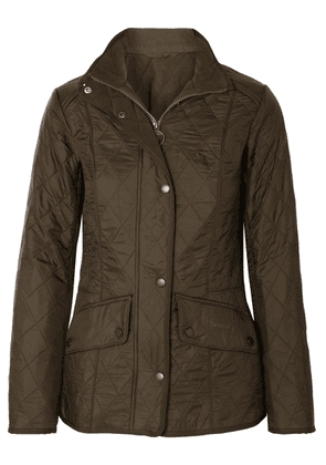 Barbour - Cavalry Quilted Shell Jacket - Dark green