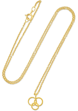 Buccellati - Hawaii 18-karat Gold Necklace - one size