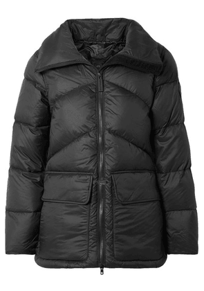 Canada Goose - Ockley Quilted Shell Down Parka - Black