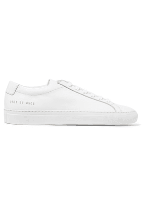 Common Projects - Original Achilles Leather Sneakers - White