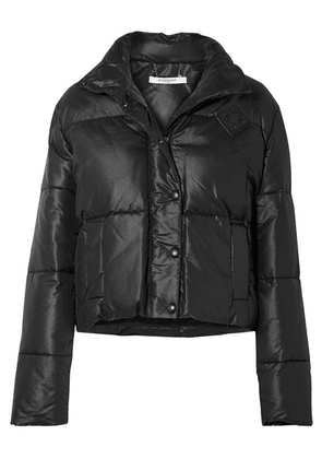 Givenchy - Quilted Shell Jacket - Black