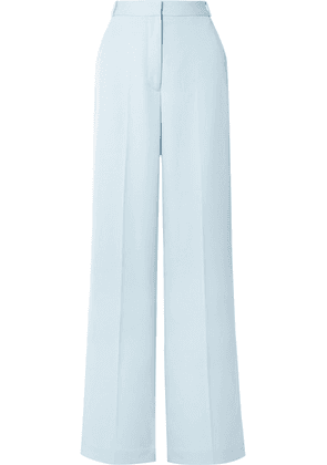 Stella McCartney - Wool Straight-leg Pants - Blue