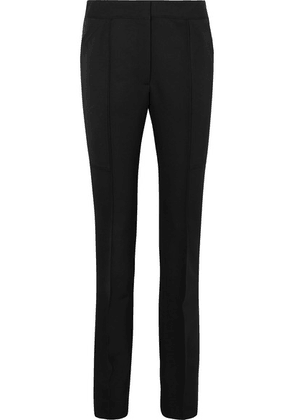 Stella McCartney - Wool Slim-leg Pants - Black