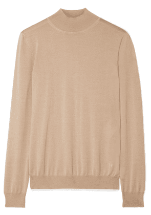 TOM FORD - Cashmere And Silk-blend Turtleneck Sweater - Beige