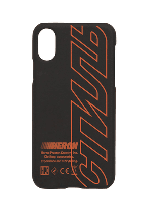 Logo Iphone X Cover