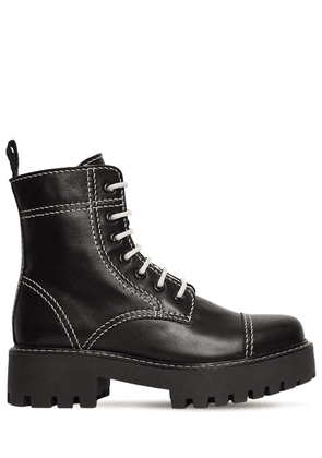 30mm Military Leather Boots