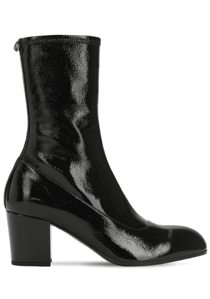 75mm Patent Leather Boots