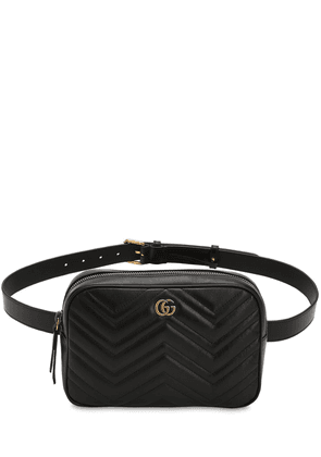 Marmont Quilted Leather Belt Bag
