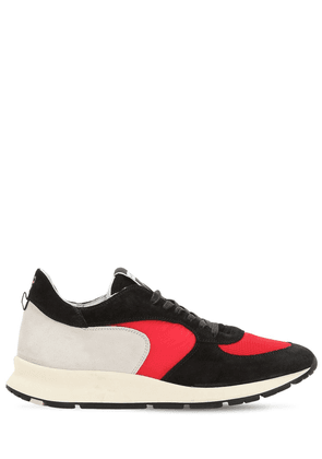 Montecarlo Leather Sneakers