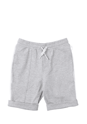 Cotton Sweat Shorts W/drawstring