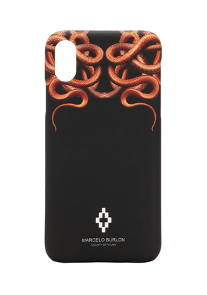 Snakes Iphone X Case