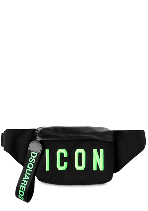 Icon Embroidered Tech Belt Pack