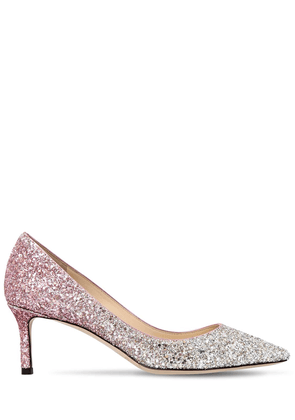 60mm Rory Gradient Glittered Pumps