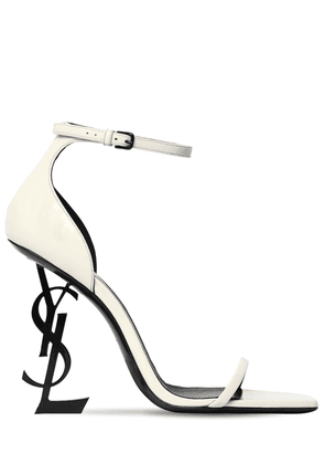 110mm Opium Patent Leather Sandals