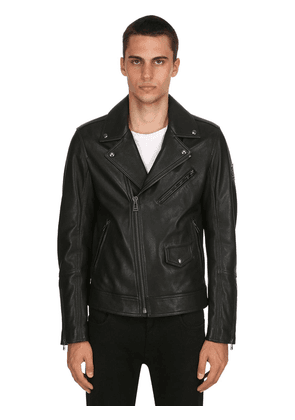 Fenway Leather Jacket