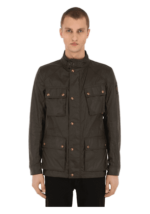Field Master Waxed Cotton Jacket