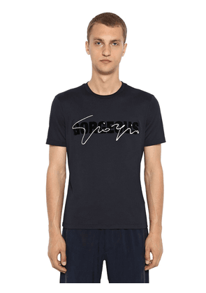 Gorgeous Signature Cotton Jersey T-shirt