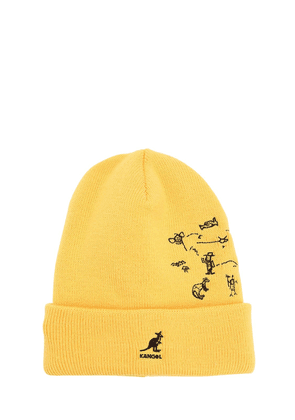 7e607973ef9 Rock Art Rev Knit Beanie Hat