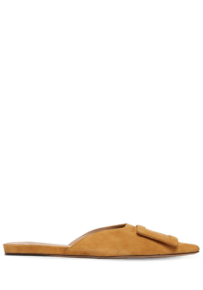 10mm Suede Mules