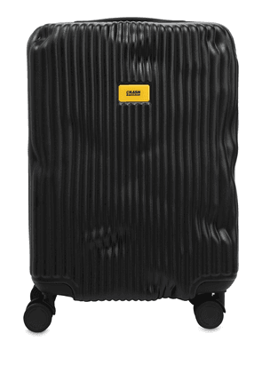 40l 4-wheel Stripe Carry-on Trolley