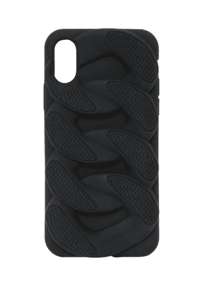 Chain Reaction Rubber Iphone X Cover