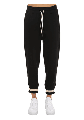 Brushed Cotton Sweatpants