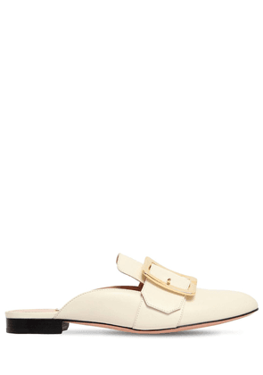 10mm Janesse 08 Leather Mules