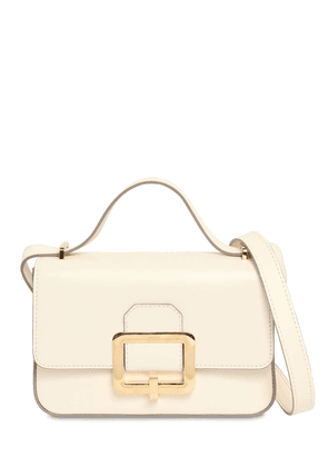 Janelle Leather Shoulder Bag