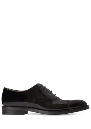 20mm Consul Patent Leather Oxford Shoes
