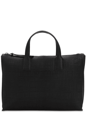 Goya Simple Leather Briefcase